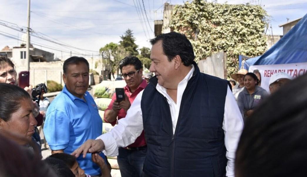 Óscar González Yáñez, candidato del PT a la gubernatura del Estado de México. (Twitter: @OscarGonzalezYa)