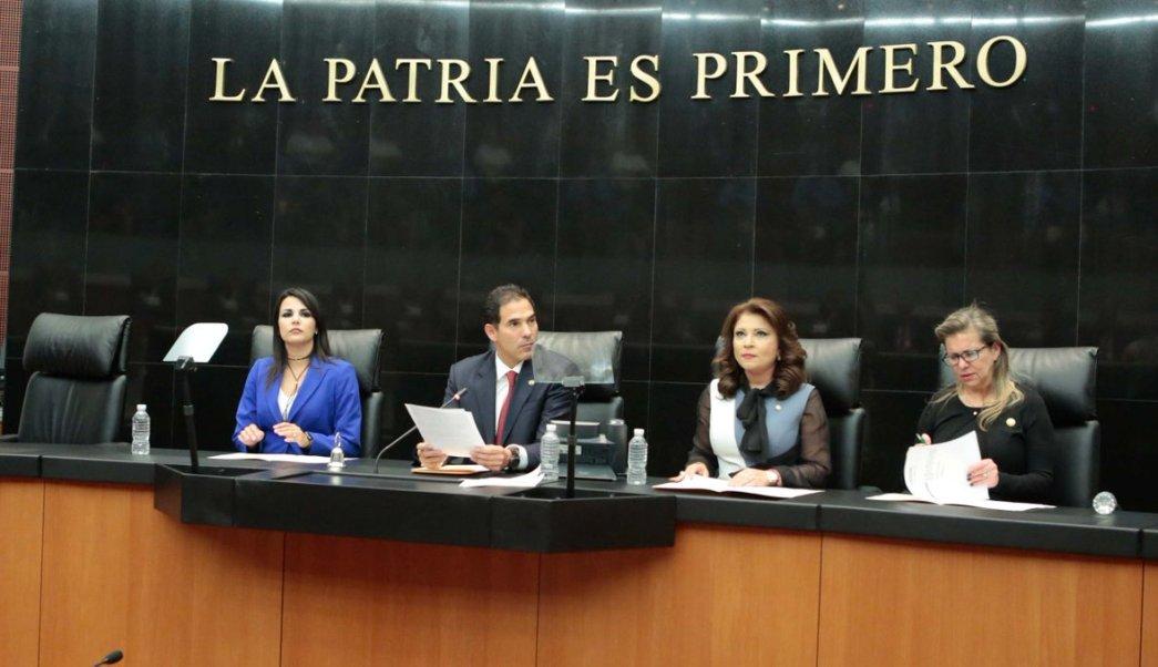 Comisión, permanente, senado, congreso, unión, política