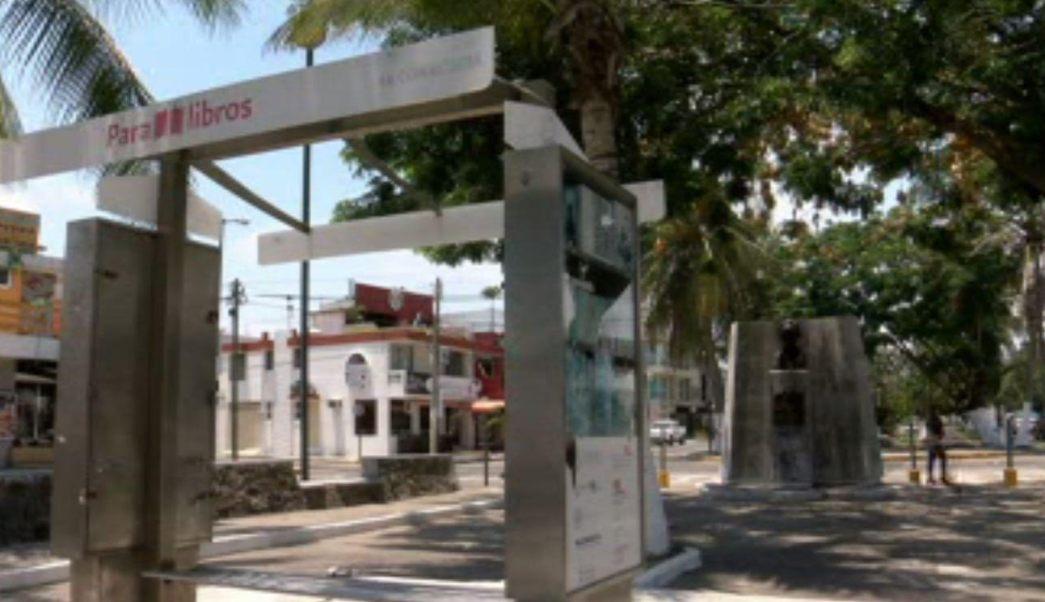 Lanzan la iniciativa 'Cadena de libros' para fomentar la lectura en Veracruz. (Noticieros Televisa)