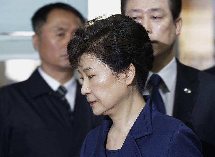 Park Geun-hye, expresidenta surcoreana, juicio, corrupción, rasputina, corea del sur