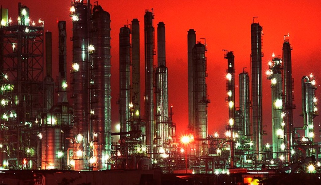 Complejo Petroquímico Cangrejera, Coatzacoalcos, Veracruz (Twitter: @Pemex/Archivo)