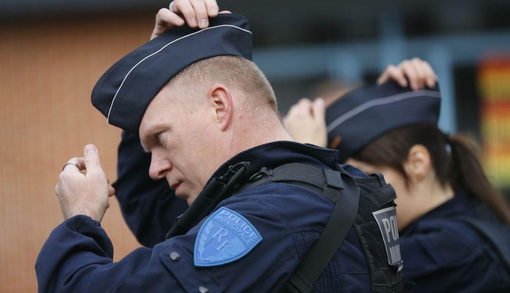 Policía francesa. (AP, archivo)