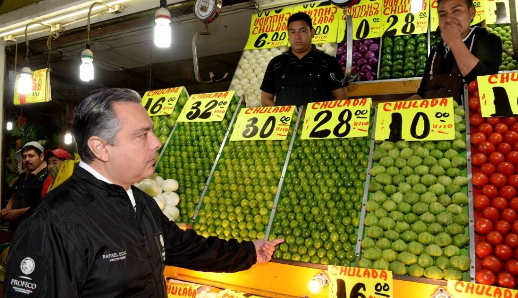 Algunos distribuidores refirieron que han notado un menor flujo en la producción de estos frutos (Twitter/@Profeco)