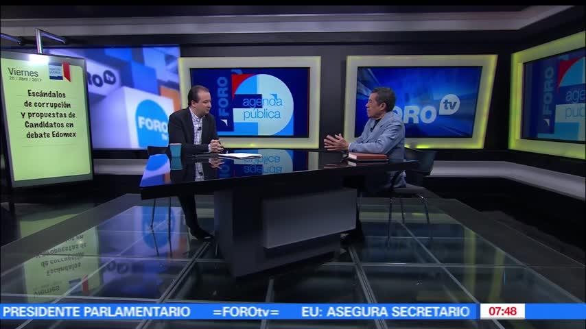 Propuestas de los candidatos al gobierno del Estado de México