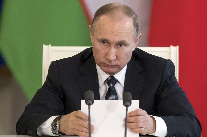 """""""No es la primera vez que Estados Unidos ha recurrido a una medida irreflexiva que sólo exacerba los problemas existentes y amenaza a la seguridad global"""", señaló el Ministerio de Relaciones Exteriores ruso en un comunicado. (EFE)"""