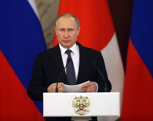 La relación de Trump y Putin se debilitó (Getty Images(Archivo)