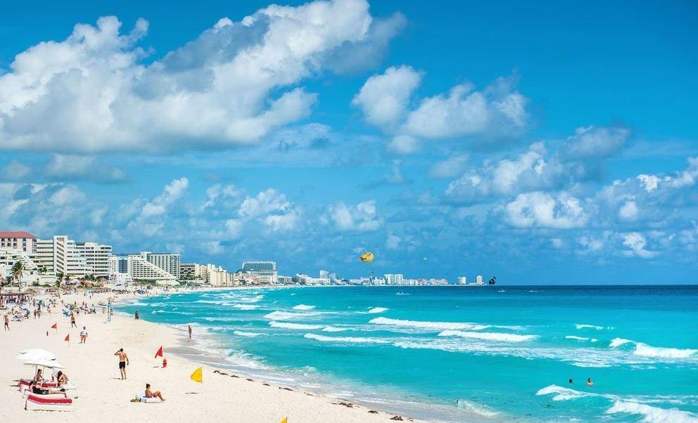 Ocupación hotelera se mantuvo cercana al 100% en Quintana Roo durante vacaciones