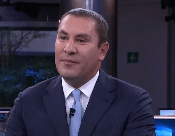 Rafael Moreno Valle, ex gobernador de Puebla