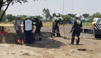 La Coordinación Estatal de Protección Civil informó que procederá a las labores de rescate del cuerpo. (Twitter @gobiernogto)
