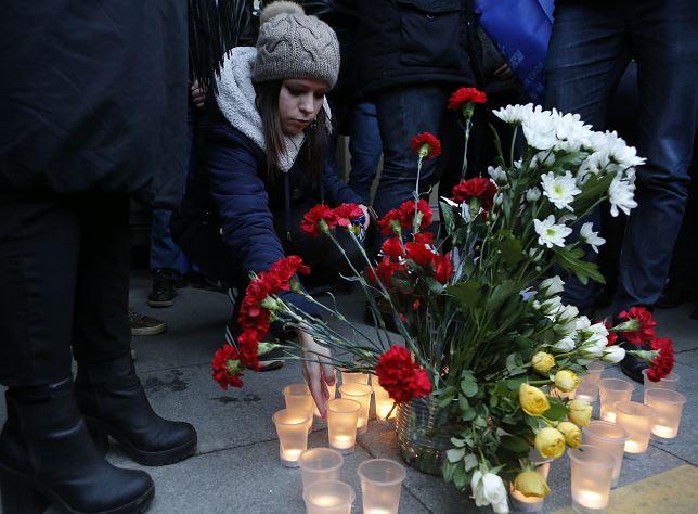 El atentado en el metro de San Petesburgo deja al menos 14 muertos