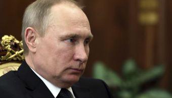 Rusia sostiene que Washington ya tenía planeado el lanzamiento de misiles contra la base aérea siria desde antes del ataque químico en Idleb. (AP)