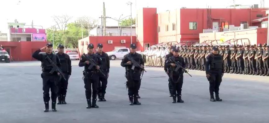 Se gradúan 32 politránsitos de Apodaca. (Twitter @_LASNOTICIASMTY)