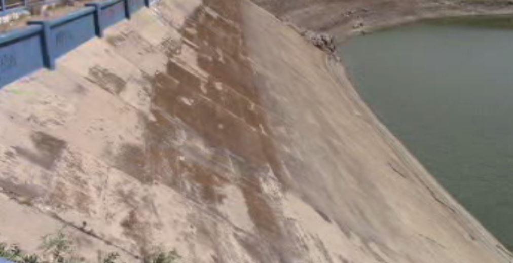 Bajan los niveles de las presas por la sequía en San Luis Potosí (Noticieros Televisa)