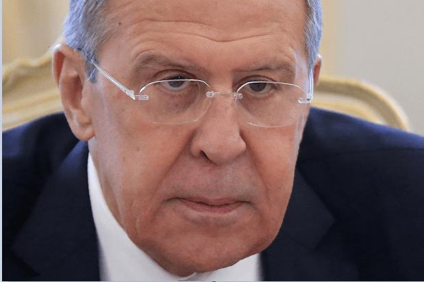 Serguéi Lavrov ministro de Relaciones Exteriores de Rusia