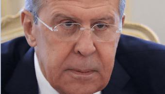 Serguéi Lavrov, ministro de Relaciones Exteriores de Rusia. (Reuters)