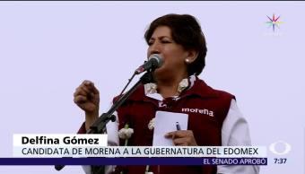 Siguen campañas en el Estado de México