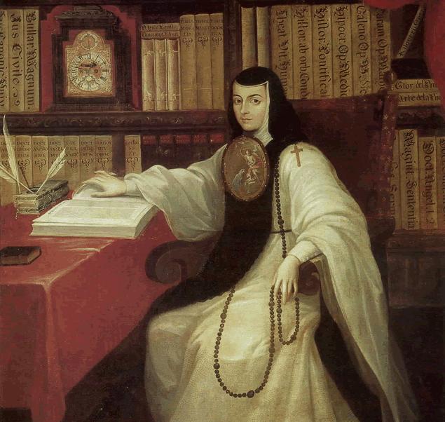 El Amor En Las Letras Los Poemas Eroticos De Sor Juana