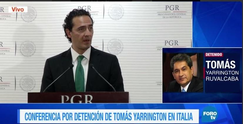 México y EU pelean destino de Tomás Yarrington