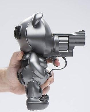 FCB Chicago crea Teddy Gun para fomentar la reglamentación de las armas en EU (Foto: FCB Global)
