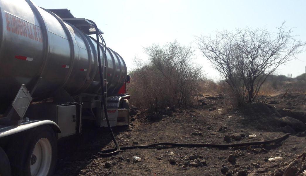 Hallan toma clandestina de hidrocarburo en Yuriria, Guanajuato. (Noticieros Televisa)