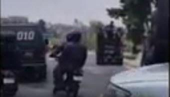 Traslado de Javier Duarte hacia el Tribunal de Guatemala. (Noticieros Televisa)