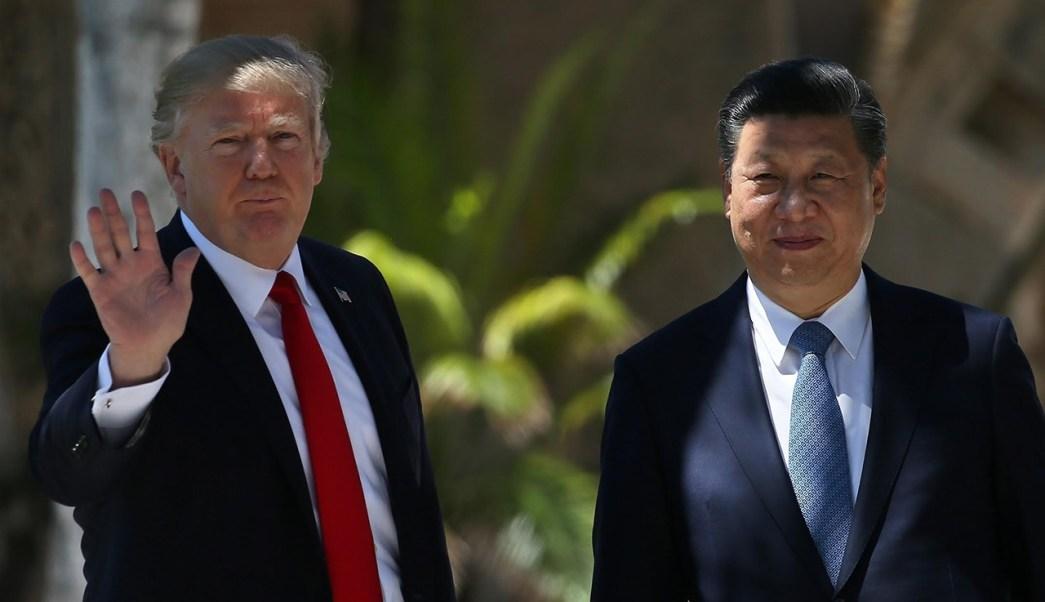 Donald Trump, presidente de Estados Unidos; Xi Jinping, presidente de China. (Reuters)