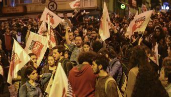 El referéndum dijo sí a a una reforma presidencialista. (AP)