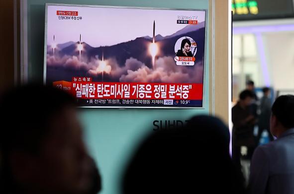 Corea del Norte, Estados Unidos, misil, armas, guerra, Pyongyang, lanzamiento,