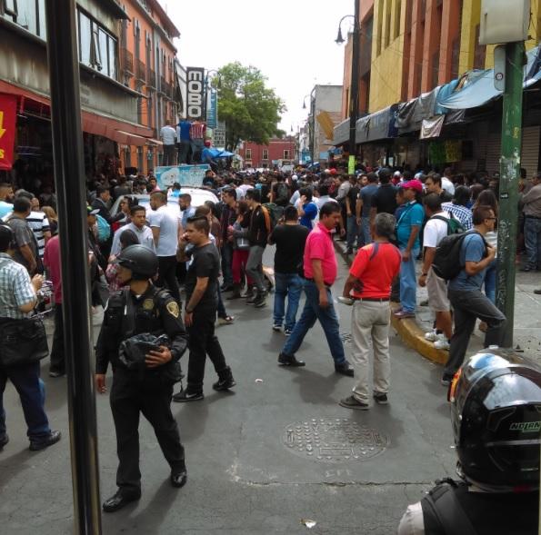 Una persona muere por balacera en el Centro