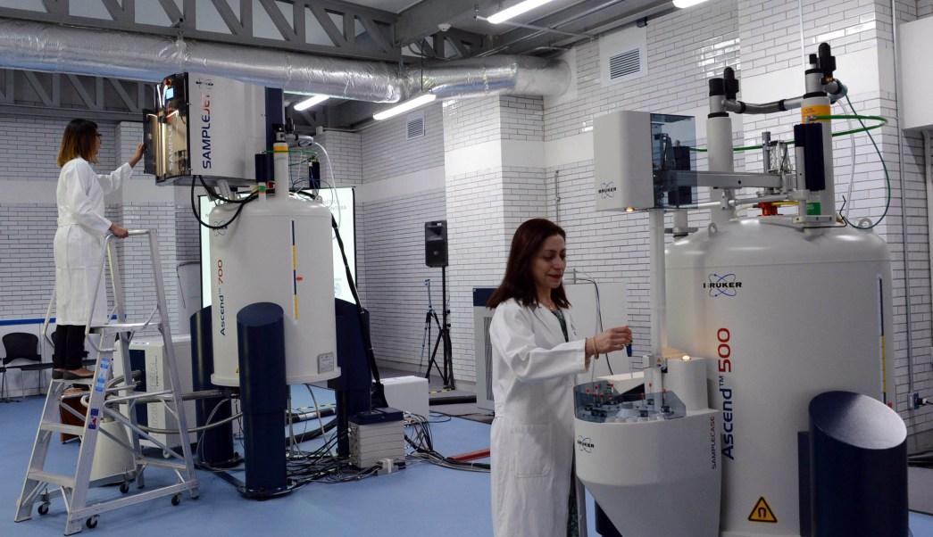 UNAM inaugura laboratorio con detector de biomoléculas. (UNAM)
