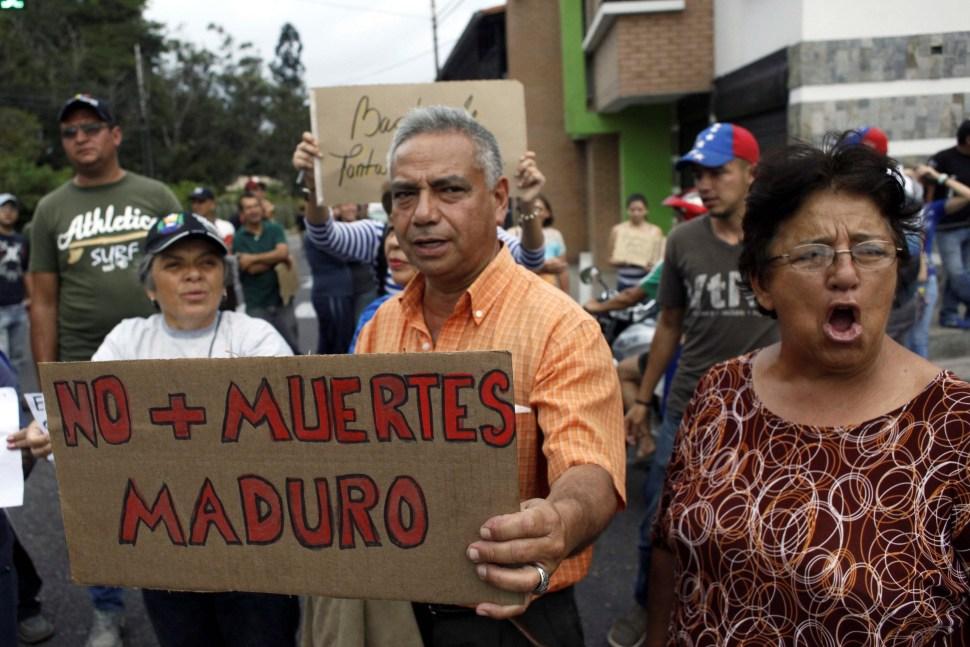 muertes venezuela