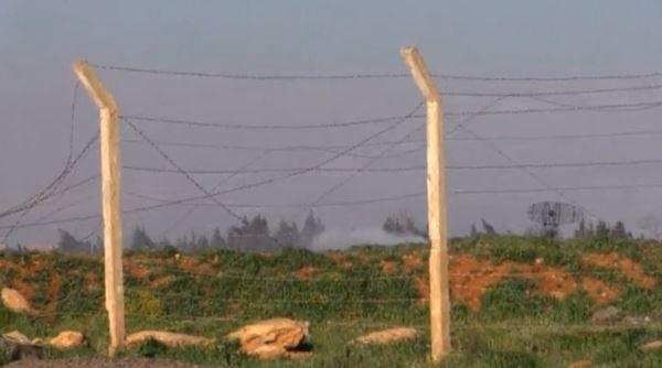 Zona del bombareo estadounidense en Shayrat, Siria (Reuters)