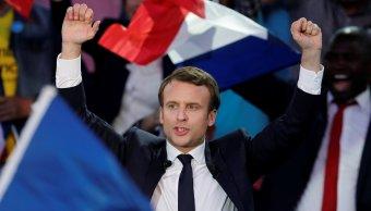 Emmanuel macron, elecciones en Francia, elecciones, Francia, política, ciberataque