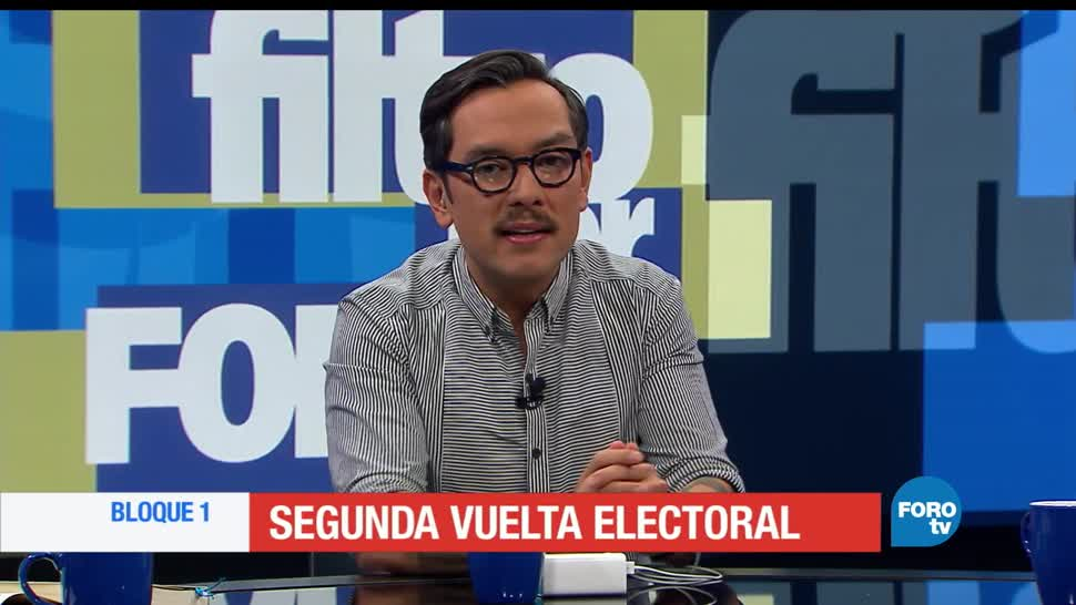 Sin Filtro, Genaro Lozano, Programa, Abril