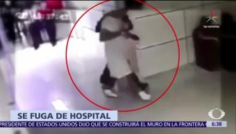 Eduardo Bailey Elizondo, servicio médico, fuga, ISSSTE