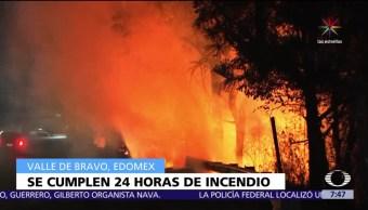 registran, incendios, forestales, estado de mexico