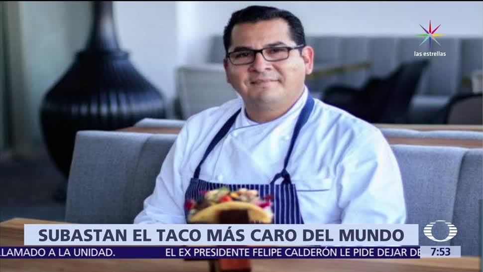taco, caviar, miles de dólares, Los Cabos