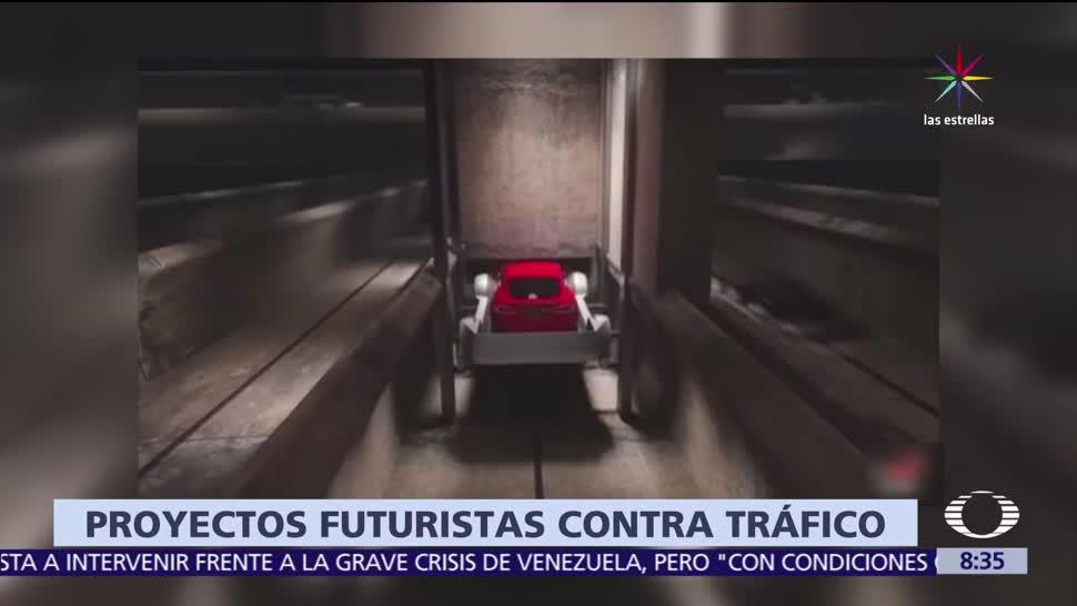 inventor, multimillonario, Elon Musk, red de túneles