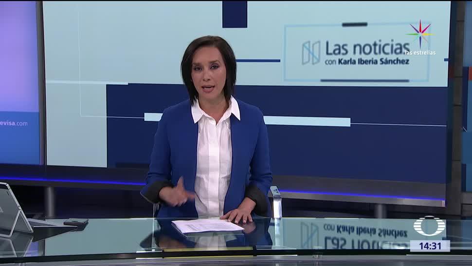 Karla Iberia Sánchez, Noticieros Televisa, Noticiero, Noticias