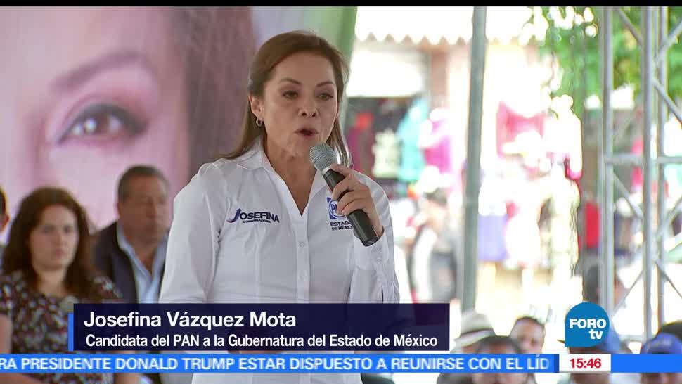 josefina vázquez mota, Partido Acción Nacional (PAN), desarrollo de los artesanos, candidata