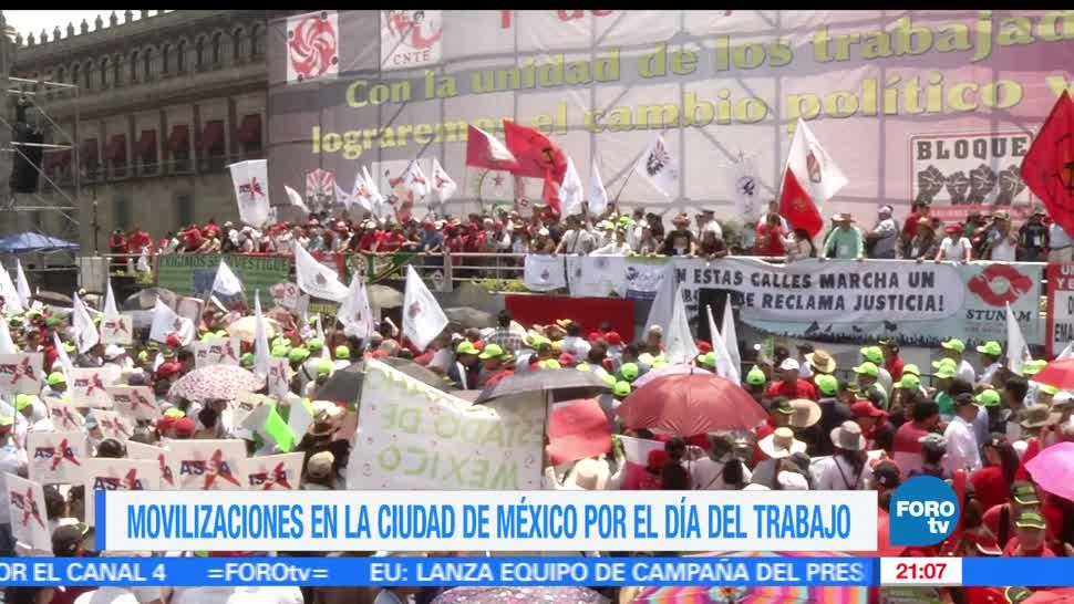 Noticias, Televisa news, 200 millones, personas sin trabajo, mundo, dia del trabajo