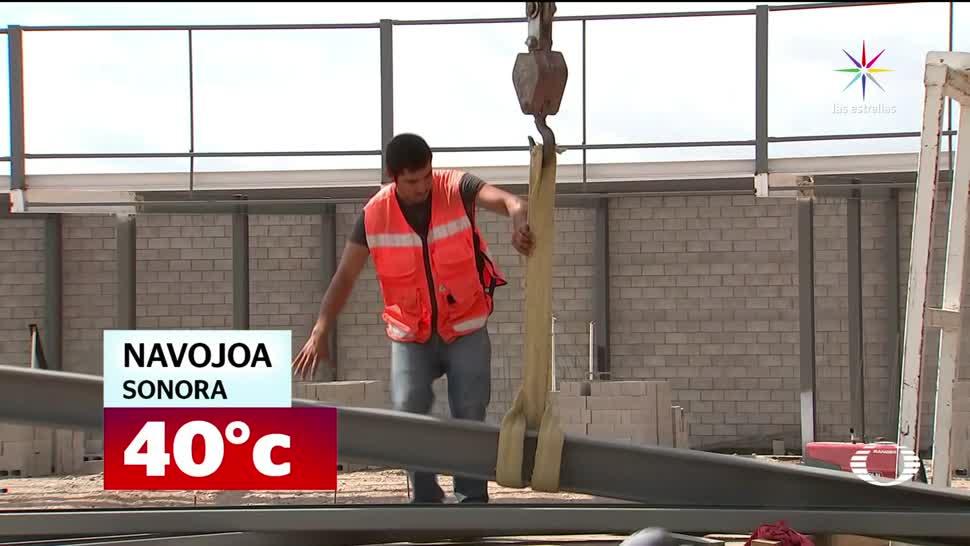Noticias, televisa News, Ciudad Valles, municipio mas caliente, pais, calor,