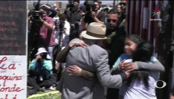 noticias, televisa news, 3 minutos, familias en la frontera, muro, Tijuana y San Diego