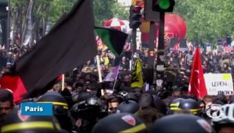 noticias, televisa news, Marchas, Dia del Trabajo, mundo, 1 de mayo