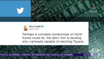 arma nuclear, Norcorea, Alcalde de Tijuana, estados unidos