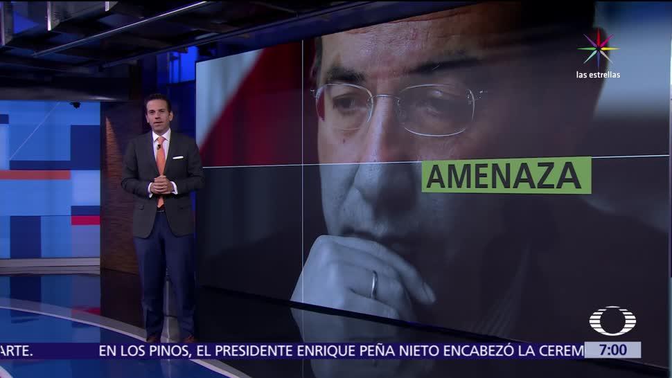 Loret de Mola, Programa, Dámaso López, El Licendiado
