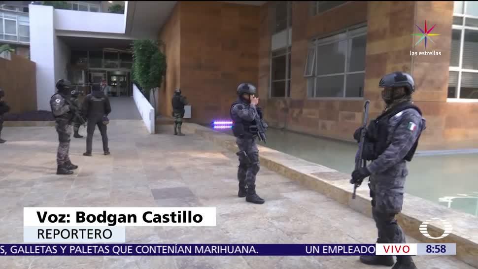 Ejército, Anzures, CDMX, Cártel de Sinaloa, Cártel, Sinaloa