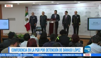 Dámaso, Joaquín El Chapo Guzmán, Ciudad de México, extradición