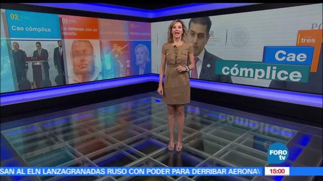 Foro TV, A las Tres, Ana Paula Ordorica, Programa completo
