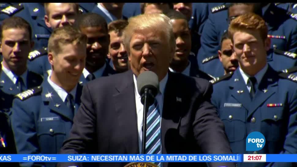 noticias, forotv, fondos, muro, Trump, muro de trump